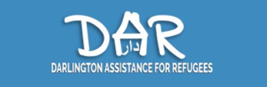 darlington assistance for refugees logo